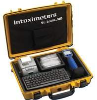 Etilometro Alco-Sensor VxL II